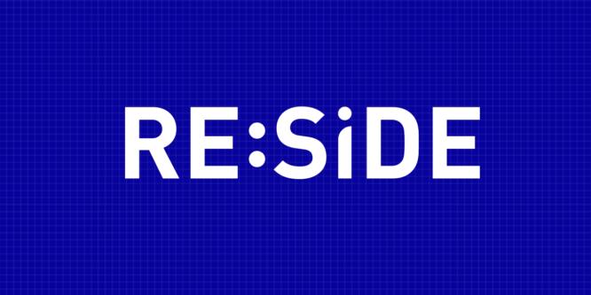 副業マッチングプラットフォーム「RE:SiDE(リザイド)」 ロゴ