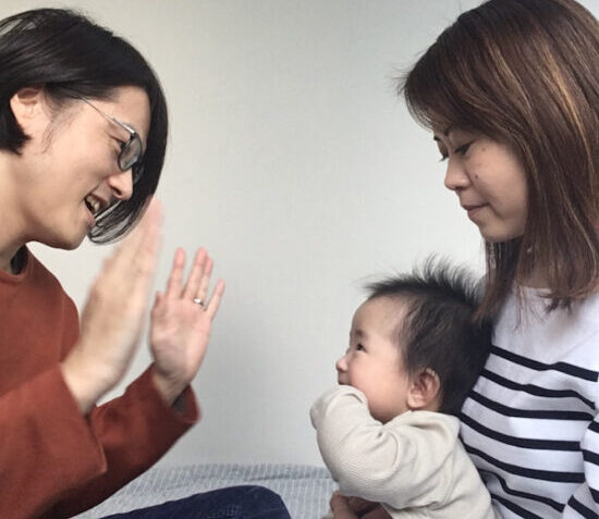 RE:SiDE リザイド副業レポート1 小野寺寿光さん家族写真